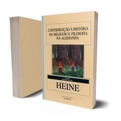 CONTRIBUIÇÃO À HISTÓRIA DA RELIGIÃO E FILOSOFIA NA ALEMANHA