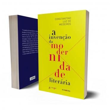 INVENÇÃO DA MODERNIDADE LITERÁRIA, A